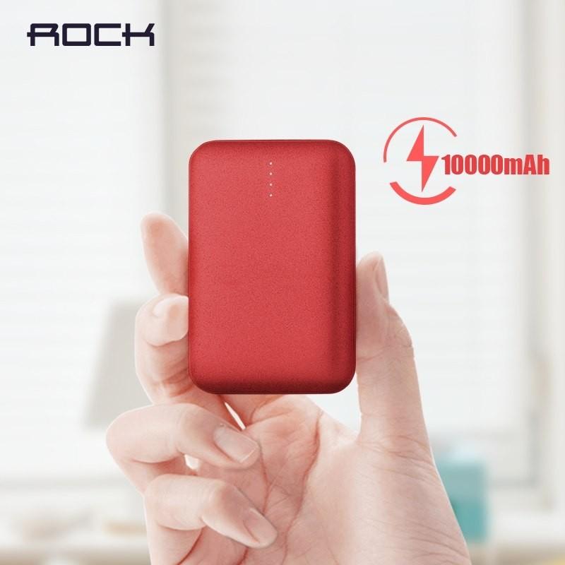 Rock P51 Mini Power Bank 10000mah (1)
