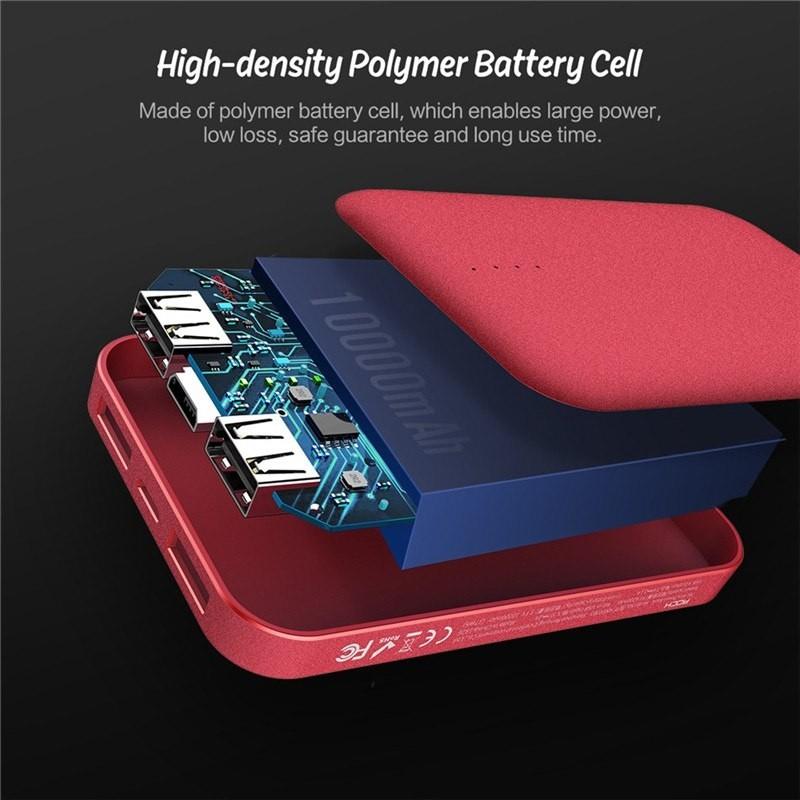 Rock P51 Mini Power Bank 10000mah (4)