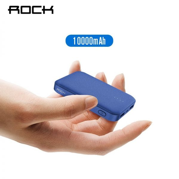 Rock P51 Mini Power Bank 10000mah (7)