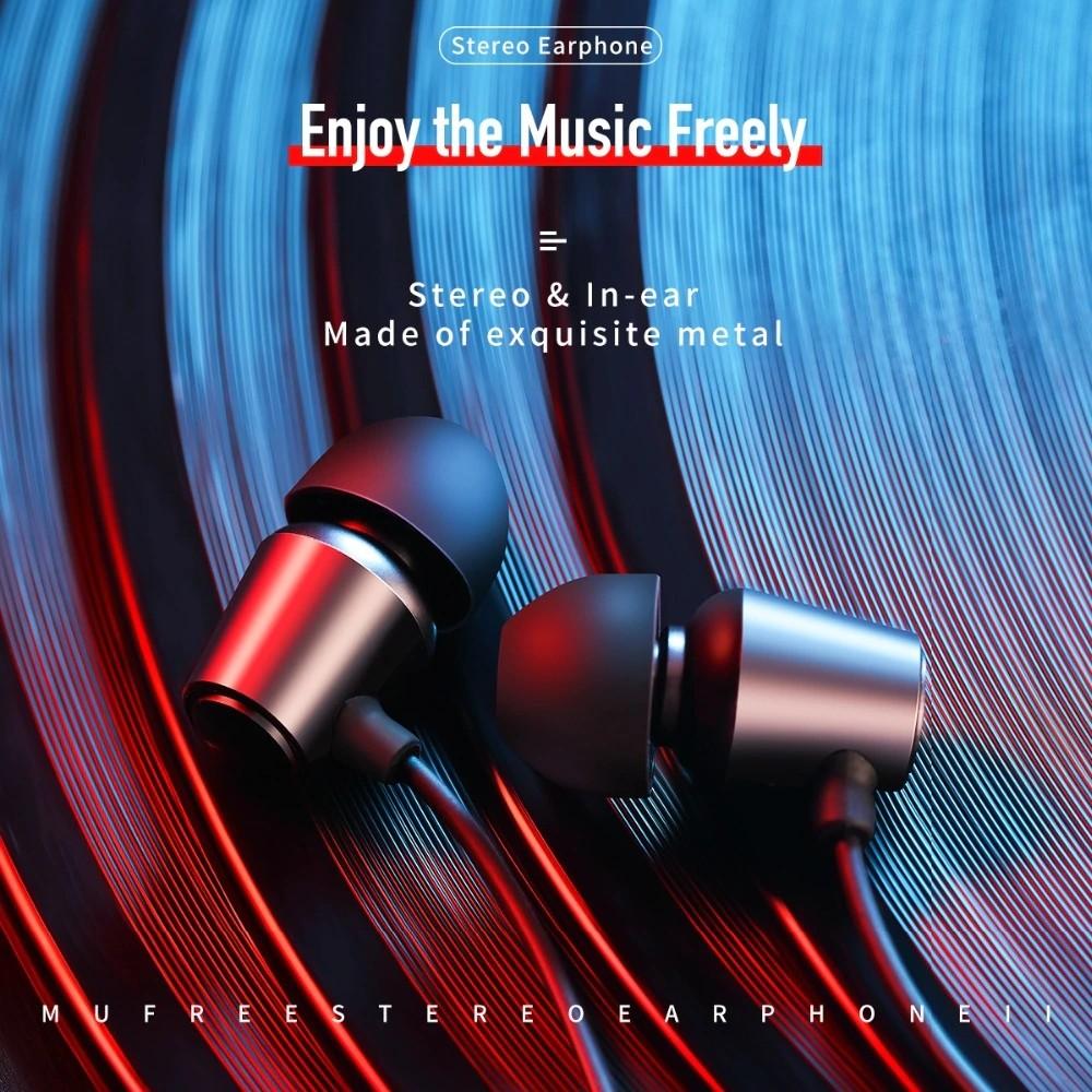 Rock Space Mufree Wired In Ear Earphone (10)