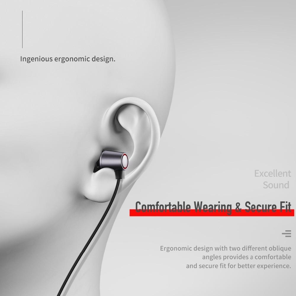 Rock Space Mufree Wired In Ear Earphone (3)