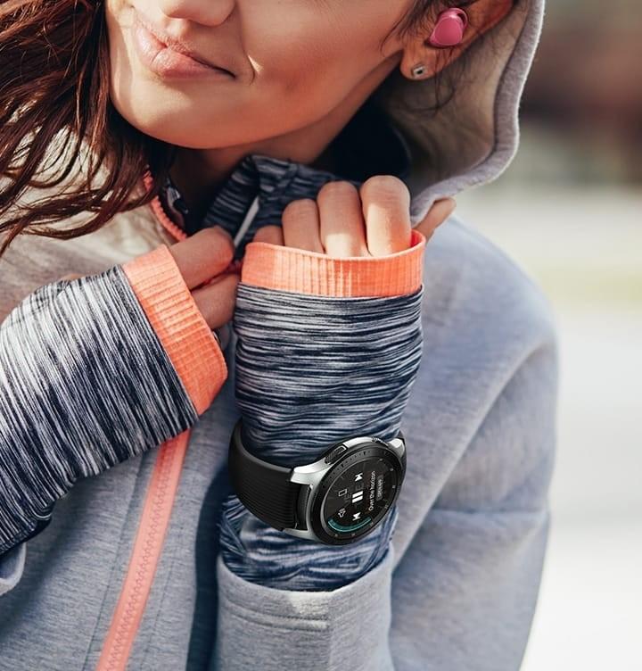 Samsung Galaxy Watch 46mm Bluetooth Smart Watch