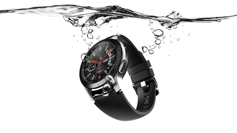 Samsung Galaxy Watch 46mm Bluetooth Smart Watch (7)