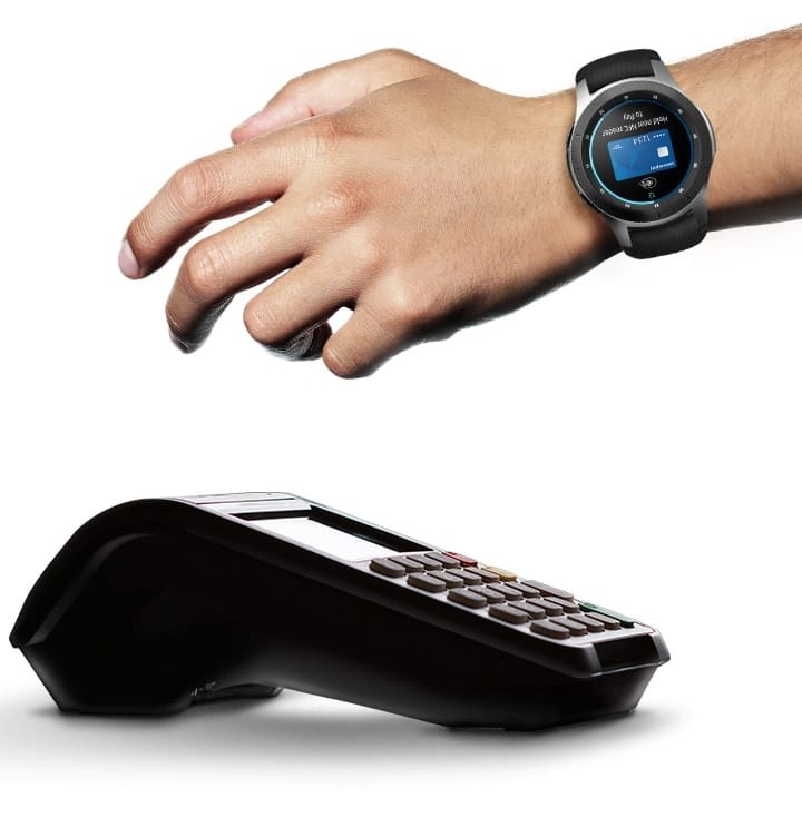 Samsung Galaxy Watch 46mm Bluetooth Smart Watch (8)
