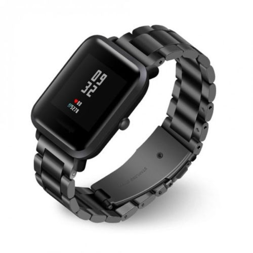Stainless Steel Band Strap For M29 Amazfit Bip (2)