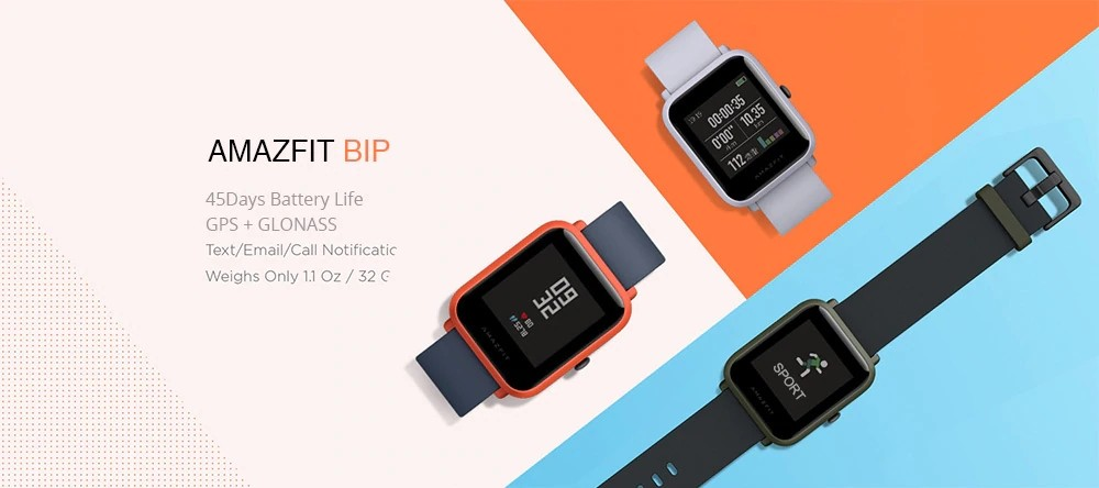 Xiaomi Amazfit Bip Smart Watch (35)