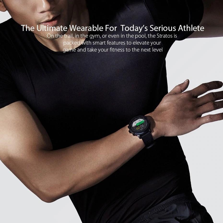 Xiaomi Amazfit Pace 2 Smartwatch (2)