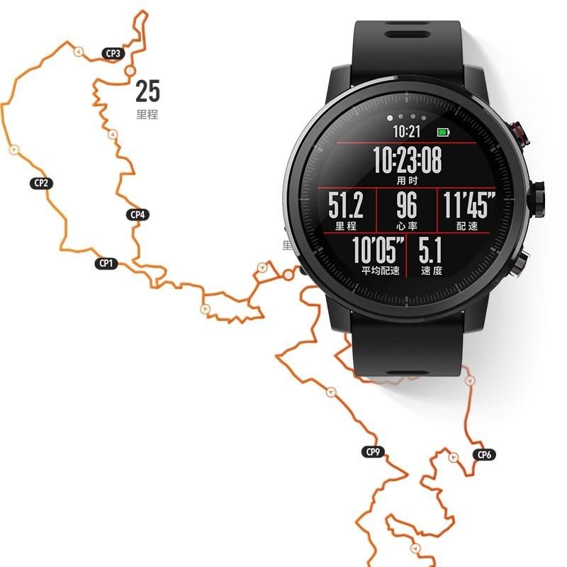 Xiaomi Amazfit Pace 2 Smartwatch (8)