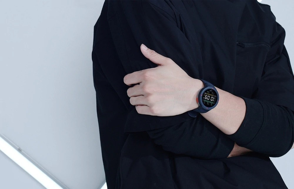 Xiaomi Amazfit Verge Smart Watch (15)