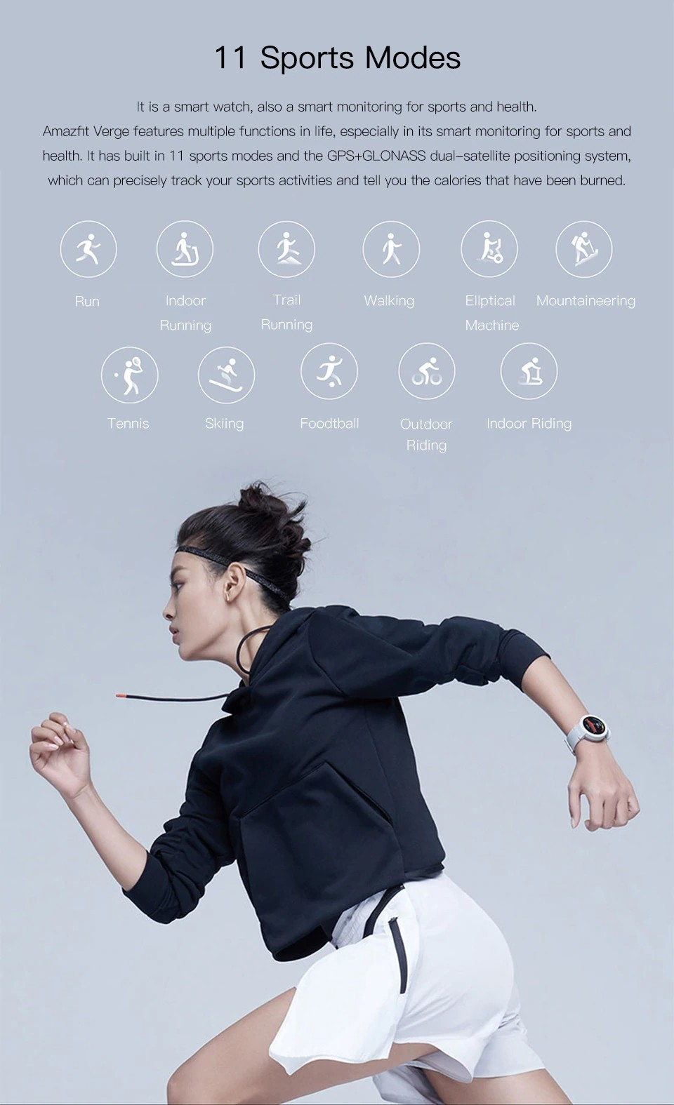 Xiaomi Amazfit Verge Smart Watch (3)