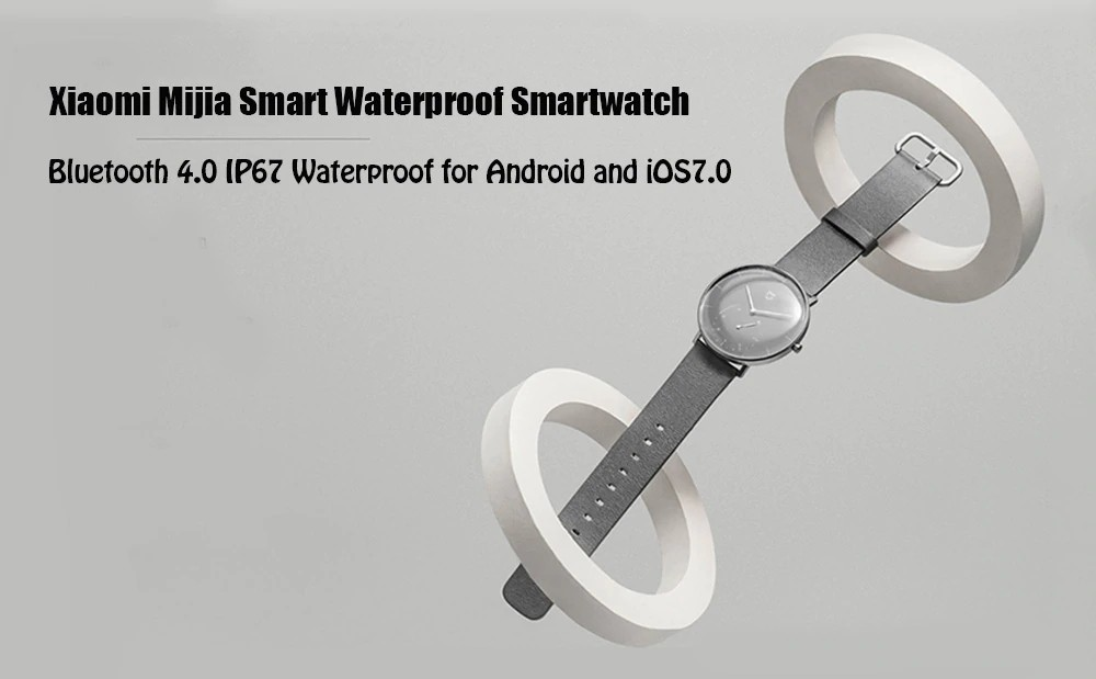 Xiaomi Mijia Smart Waterproof Smartwatch (2)
