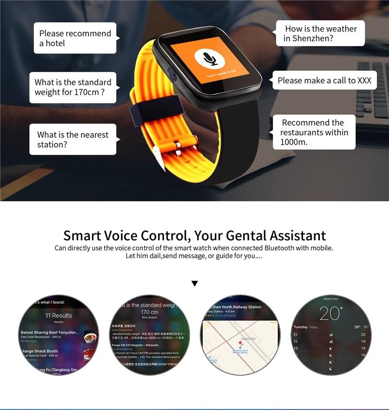 Z40 Smart Watche Bluetooth Activity Fitness Tracker (2)