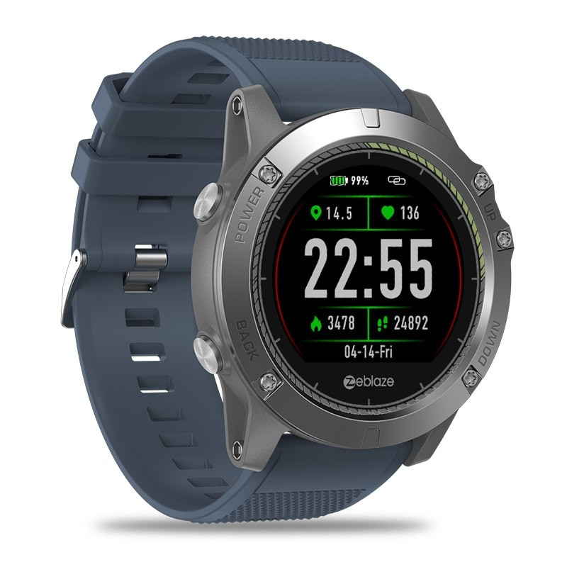Zeblaze Vibe 3 Hr Waterproof Smartwatch (5)