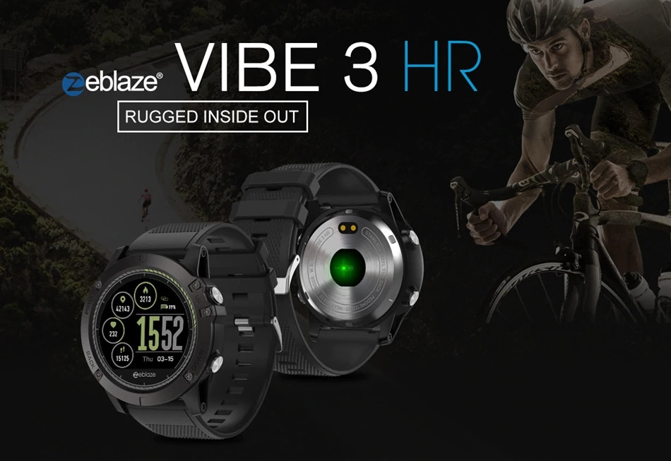 Zeblaze Vibe 3 Hr Waterproof Smartwatch (7)