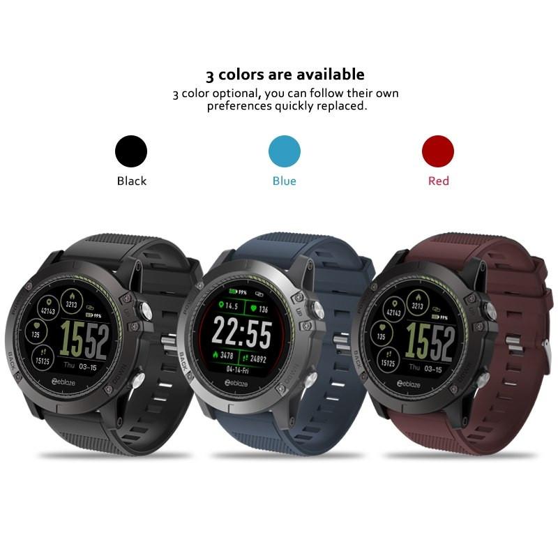 Zeblaze Vibe 3 Hr Waterproof Smartwatch (8)