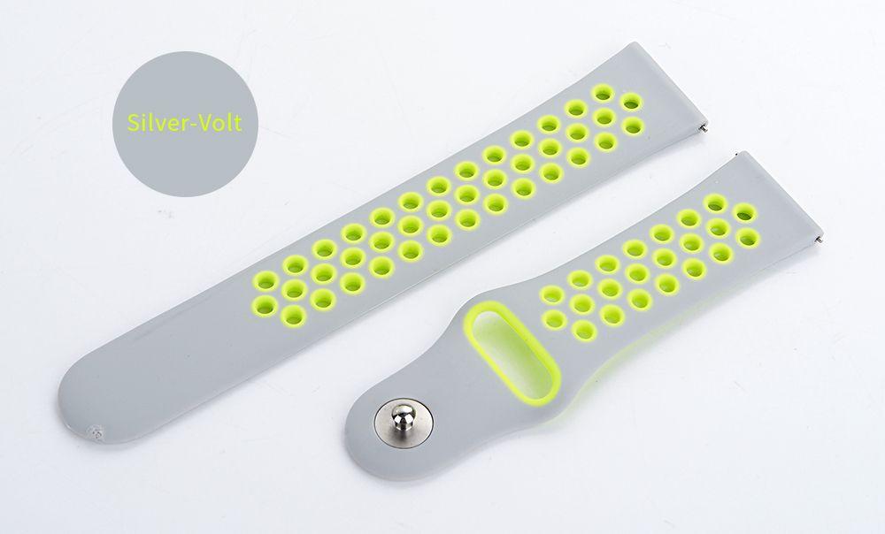22mm Silicone Strap (19)