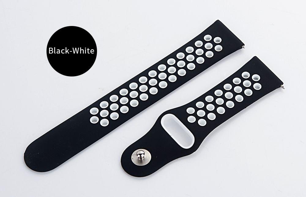 22mm Silicone Strap (24)