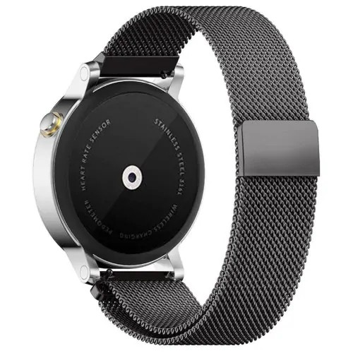 Magnetic Stainless Steel Smartwatch Band For Amazfit Pace & M29 (7)