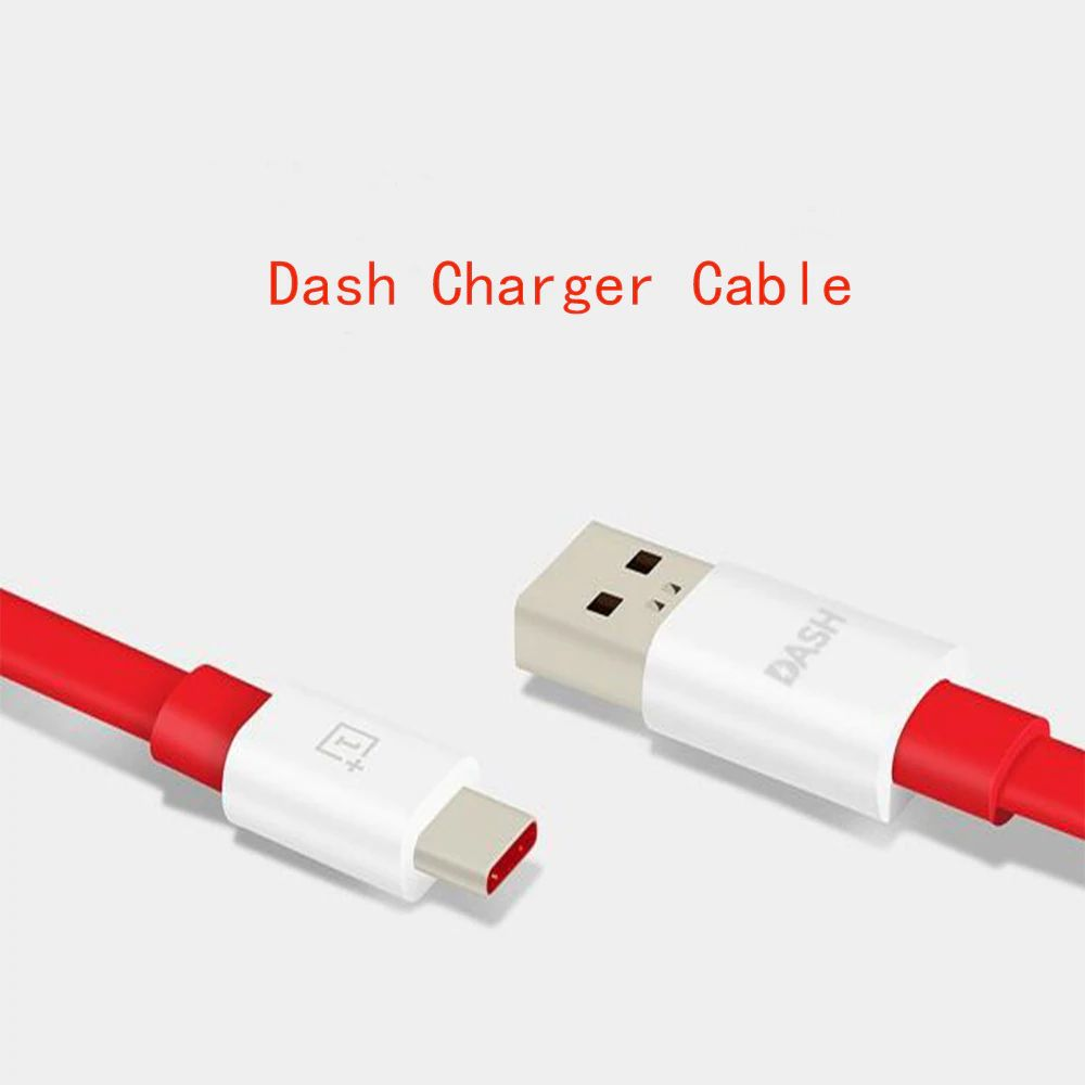 Oneplus 6 Dash Charger Adapter With Dash Type C Data Cable (1)