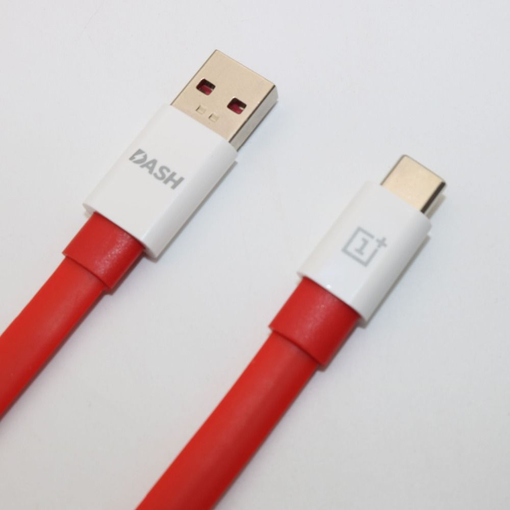 Oneplus 6 Dash Charger Adapter With Dash Type C Data Cable (5)