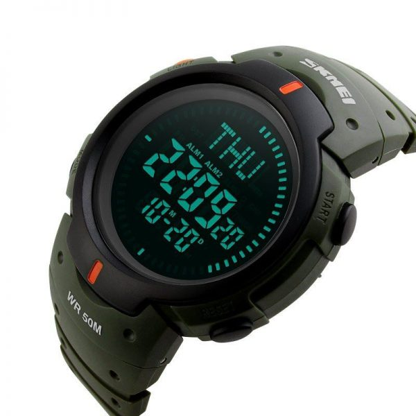 Skmei 1231 Man Sports Compass Watch (1)