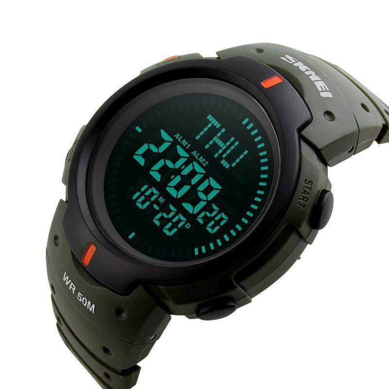 Skmei 1231 Man Sports Compass Watch (1)