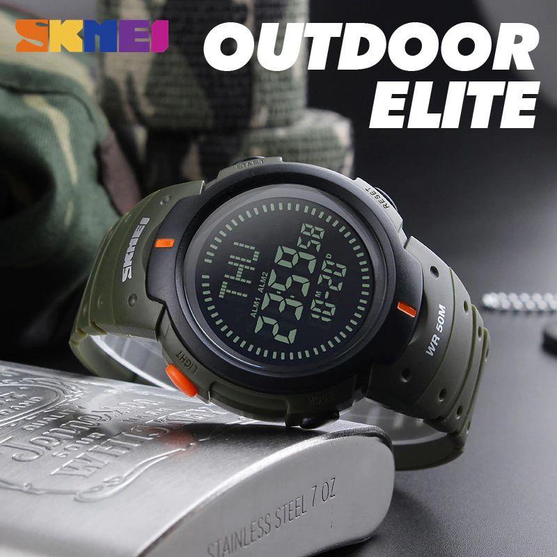 Skmei 1231 Man Sports Compass Watch (4)