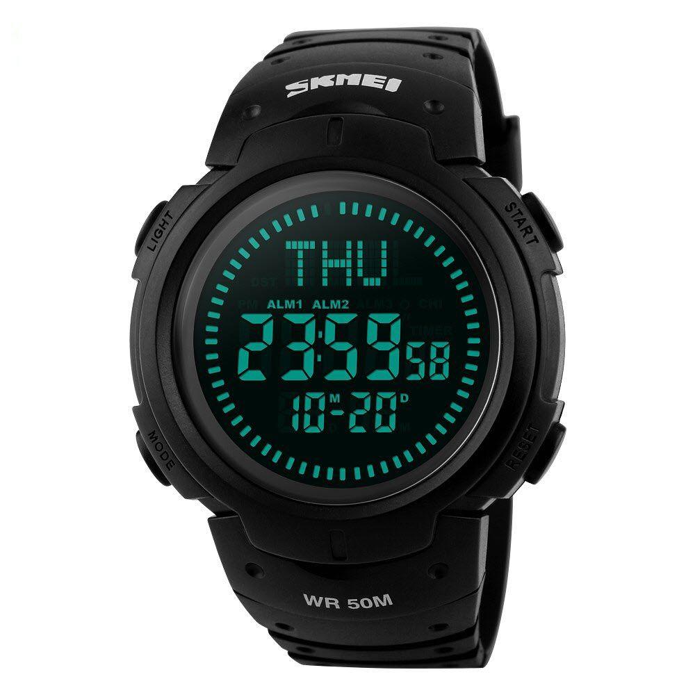 Skmei 1231 Man Sports Compass Watch (5)