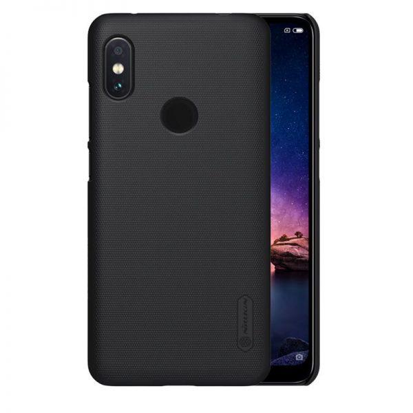 Xiaomi Redmi Note 6 Pro Case Nillkin Frosted Pc Hard Back Cover Case For Xiaomi Redmi
