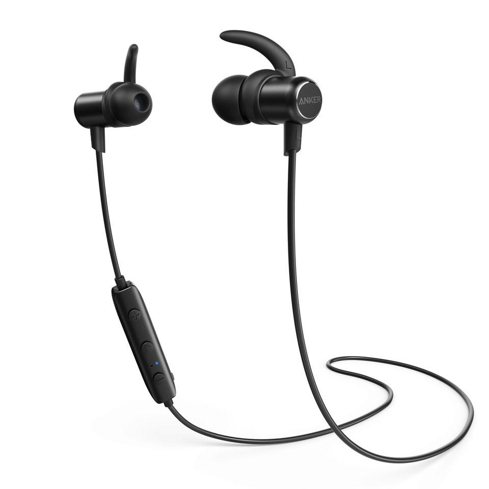 Anker Soundbuds Slim Wireless Bluetooth Headphones (1)
