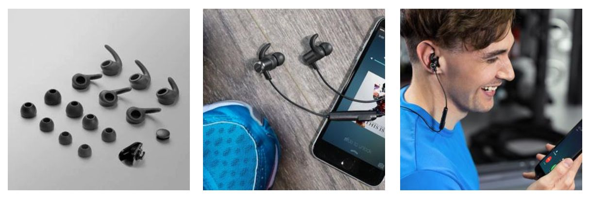 Anker Soundbuds Slim Wireless Bluetooth Headphones (2)