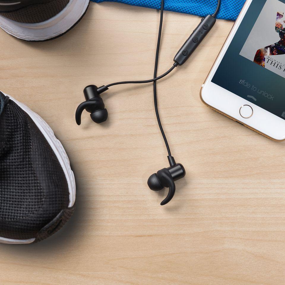 Anker Soundbuds Slim Wireless Bluetooth Headphones (3)