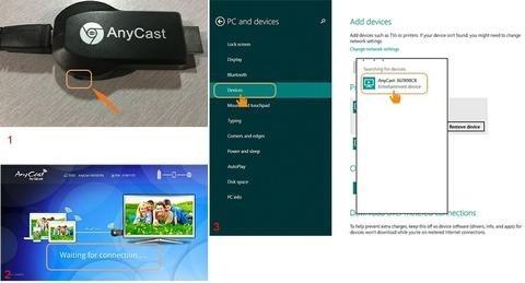 Anycast M4 Plus Wireless Wifi Display Dongle Receiver (6)