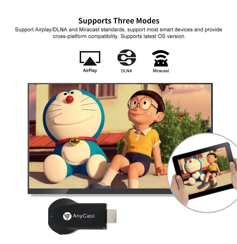Anycast M4 Plus Wireless Wifi Display Dongle Receiver (7)