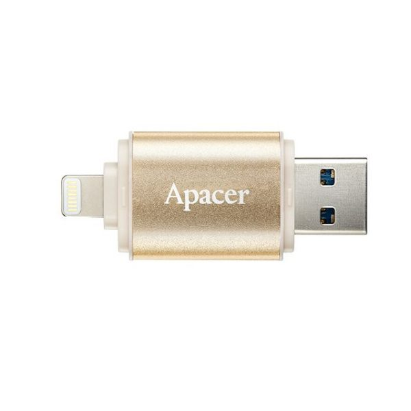 Apacer Ah190 Lightning Dual Flash Drive (2) 1
