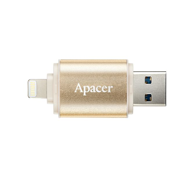 Apacer Ah190 Lightning Dual Flash Drive (2) 1