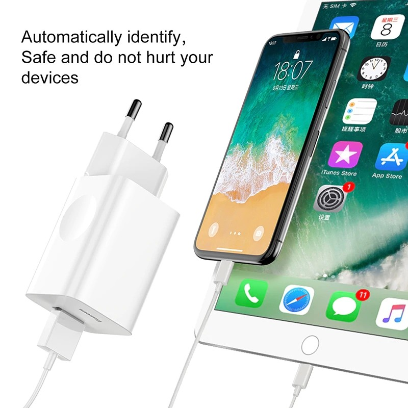 Baseus 24w Quick Charge 3 0 Usb Charger (2)