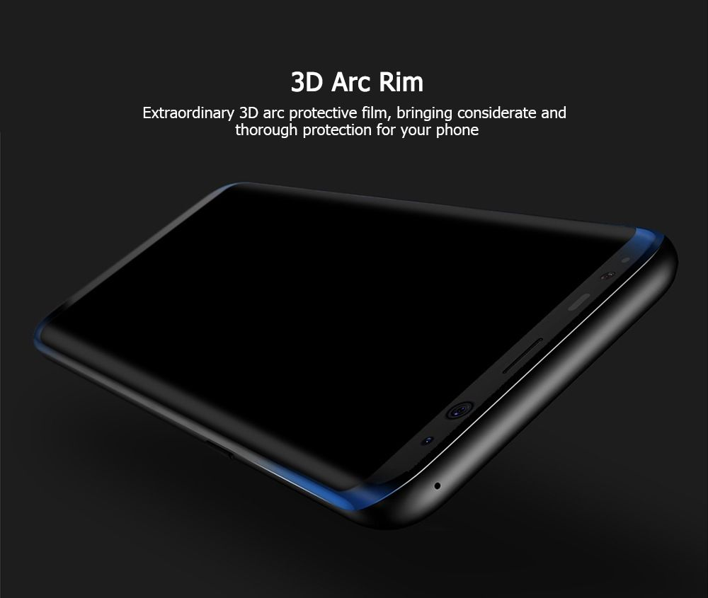 Baseus 3d Tempered Glass Film For Samsung Galaxy S8 S8plus (1)