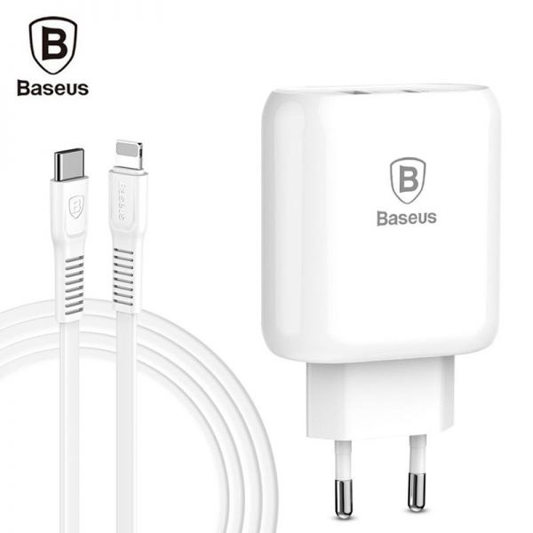 Baseus Bojure Series Type C Pdu Quick Charge Charger (8)