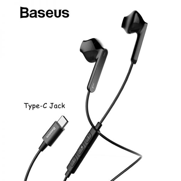 Baseus C16 Type C Earphone (6)