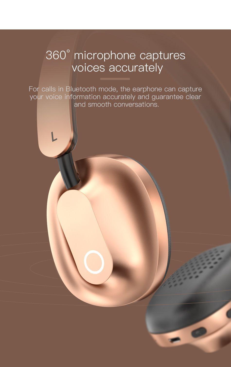 Baseus Encok D01 Bluetooth Headphone (5)