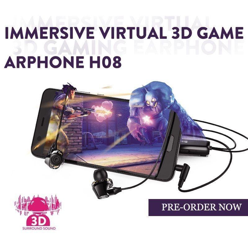 Baseus H08 3d Surround Gaming Earphone For Pubg (6)