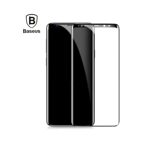 Baseus Tempered Glass Film For Samsung Galaxy S9 Plus (2)
