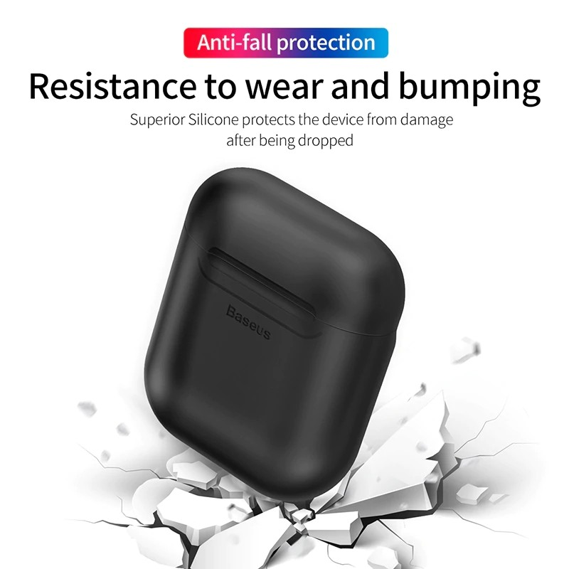 Baseus Wireless Charging Case For Airpods (2)