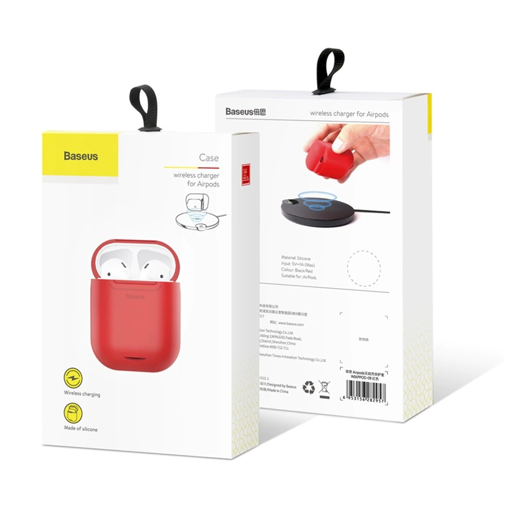 Baseus Wireless Charging Case For Airpods (7)