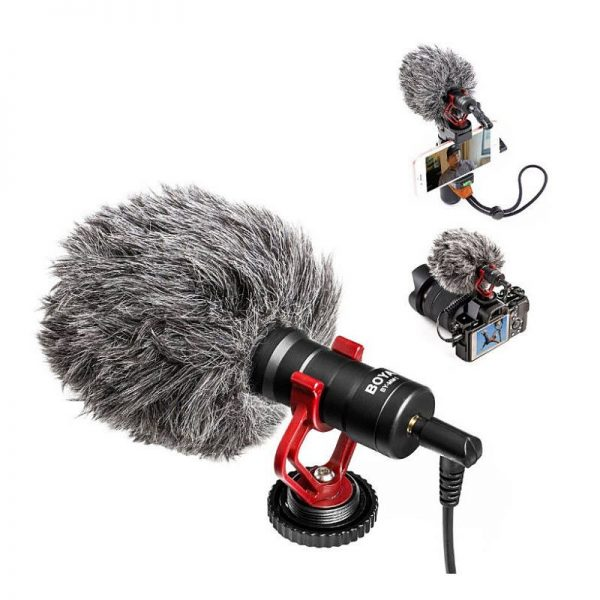 Boya By Mm1 Video Microphone