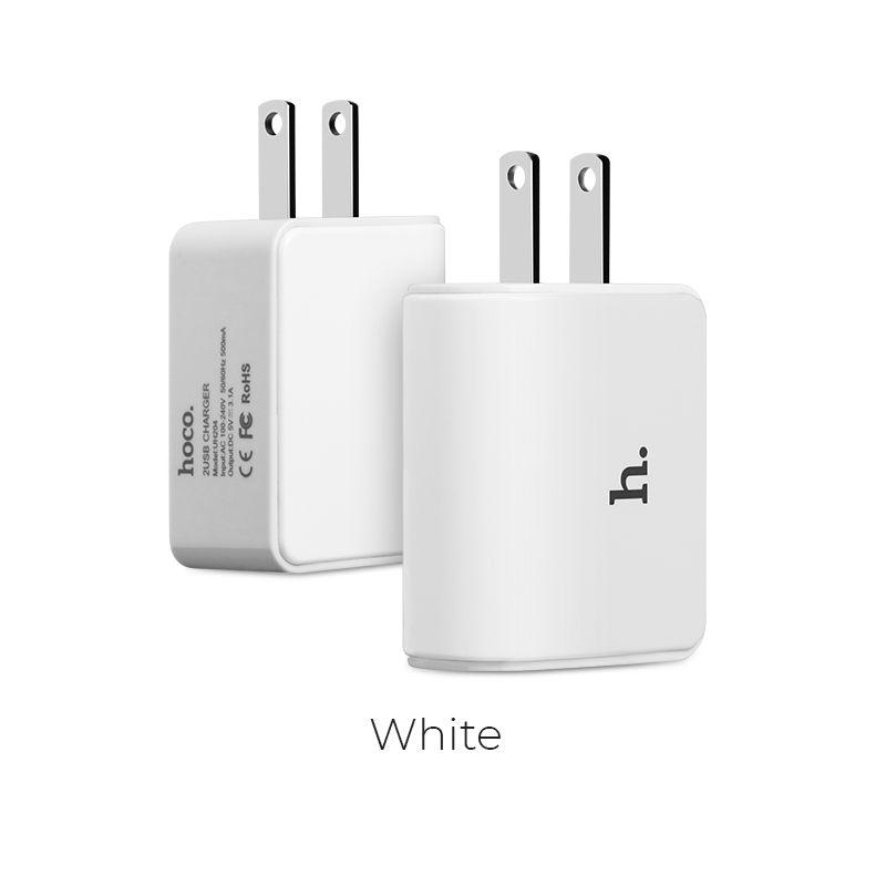 Hoco Uh204 Dual Usb Charging Adapter (8)