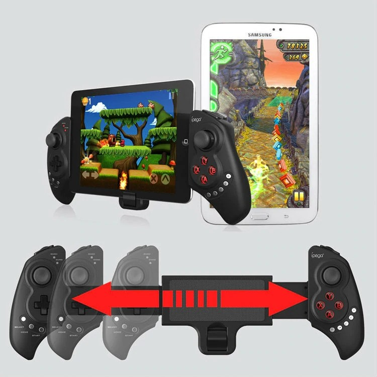 Ipega Pg 9023 Practical Stretch Bluetooth Game Controller Gamepad (11)