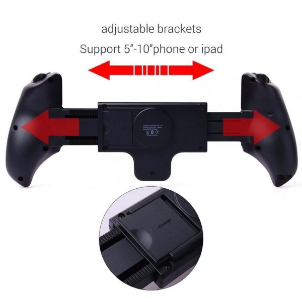 Ipega Pg 9023 Practical Stretch Bluetooth Game Controller Gamepad (5)