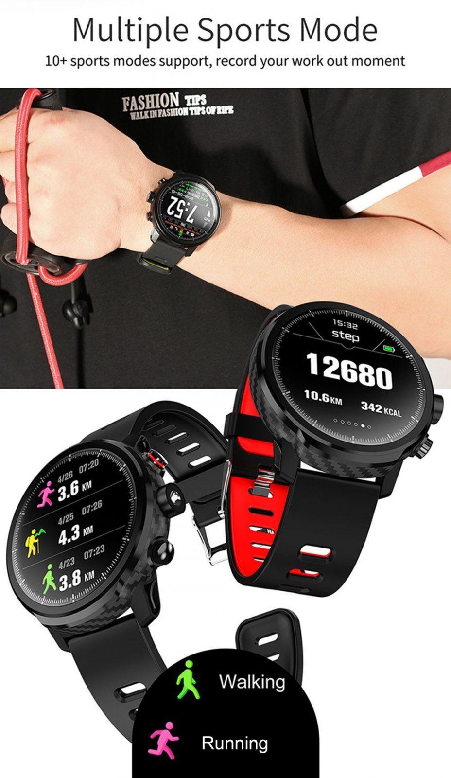 Microwear L5 Smart Watch (3)